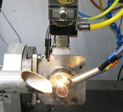 Electron Welding