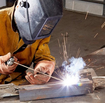 Stick welding is now one of the most popular welding methods