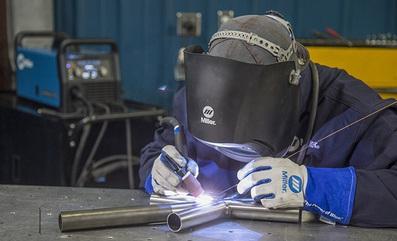 TIG Welding - one of the strongest welding method