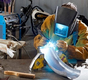 What Does A TIG Welder Do