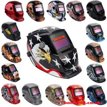 Best Auto Darkening Welding Helmet Reviews UK