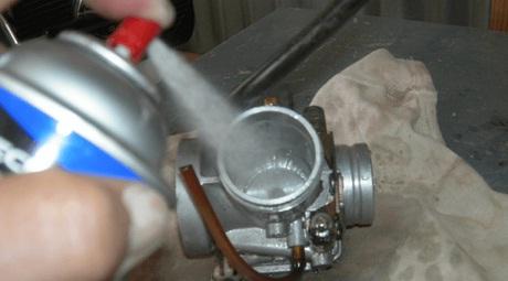 Carburettor Cleaning Fluid