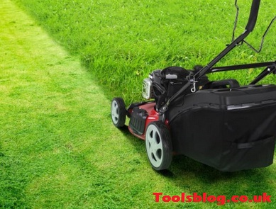 What is lawn mower mulching?