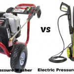Petrol Pressure Washer Vs. Electric - Which One Is Worthier?