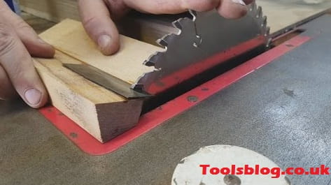 How To Sharpen A Table Saw Blade With A File