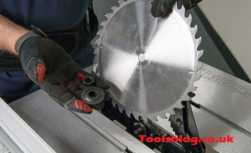 How To Change Table Saw Blade
