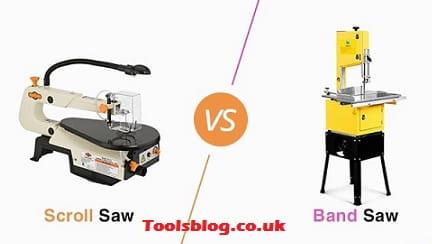Scroll Saw vs Bandsaw