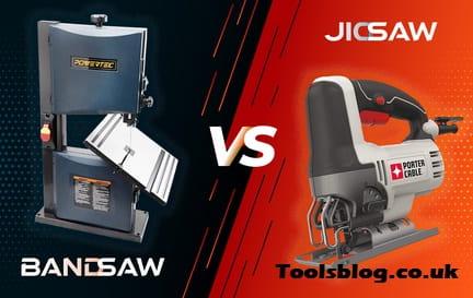 Band saw vs Jigsaw
