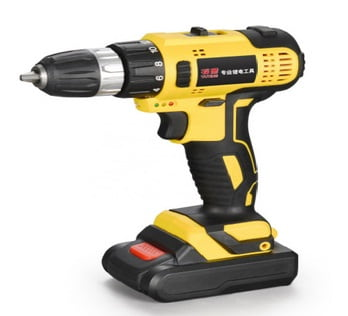 A drill is more user friendly than an impact driver