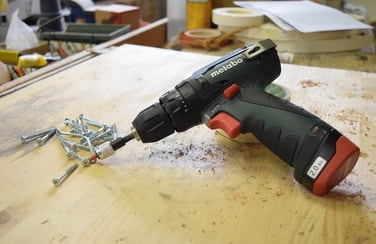 Power of impact wrench