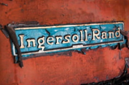 Ingersoll-Rand is one of the oldest brands in this business.